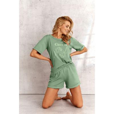 Хлопковая пижама Kora