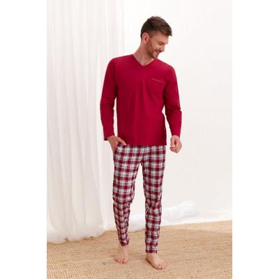 Мужская хлопковая пижама Tymon