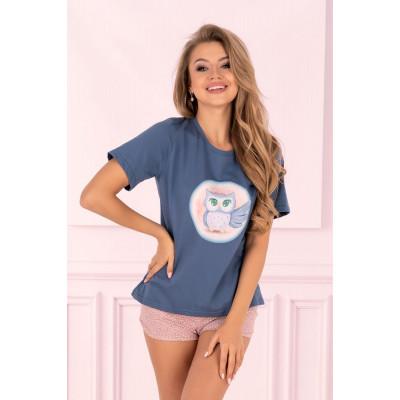 Оригинальная пижама Pygmy Owl с совой