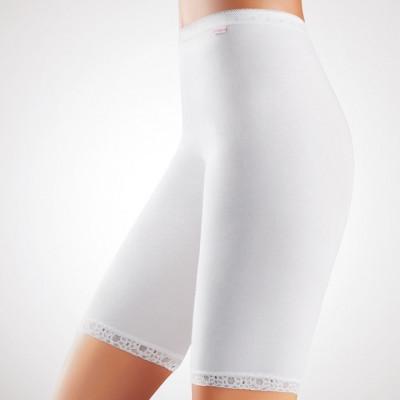 Комплект из 2 белых утягивающих панталон