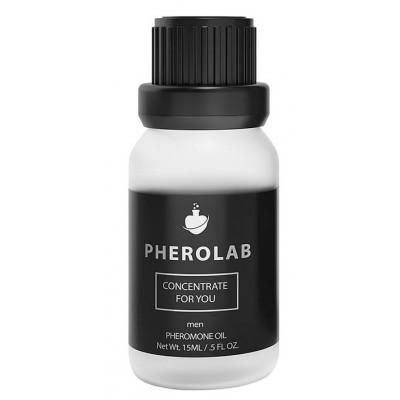 Мужской концентрат феромонов Silver Concentrate - 15 мл.