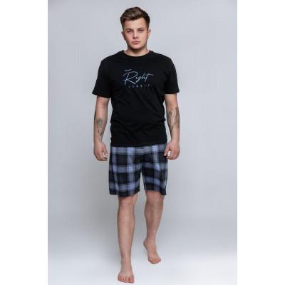 Хлопковая мужская пижама Magnus