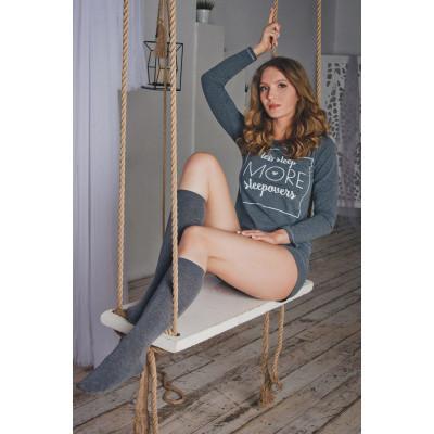Пижама Sleeps: лонгслив и шорты