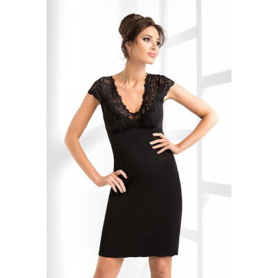 Элегантная женская сорочка Romina с кружевом