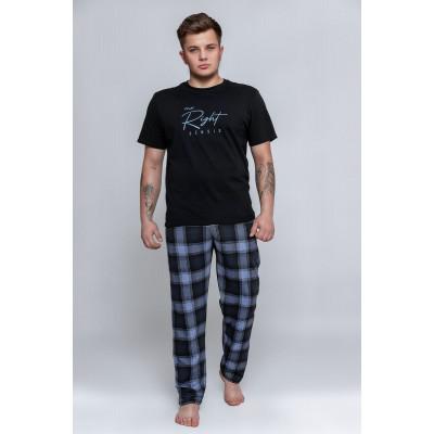 Хлопковая мужская пижама Victor