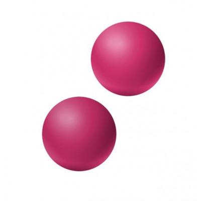 Ярко-розовые вагинальные шарики без сцепки Emotions Lexy Small