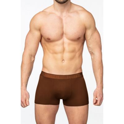 Однотонные мужские трусы-боксеры из модала